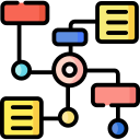 data rooms for due diligence icon